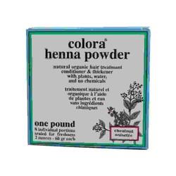 Colora Henna Haarfarbe 8 x 60ml