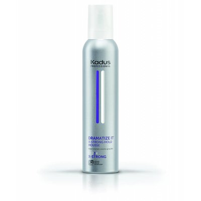 Kadus Dramatize It Extra Strong Hold Mousse