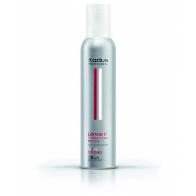 Kadus Expand It Strong Hold Mousse