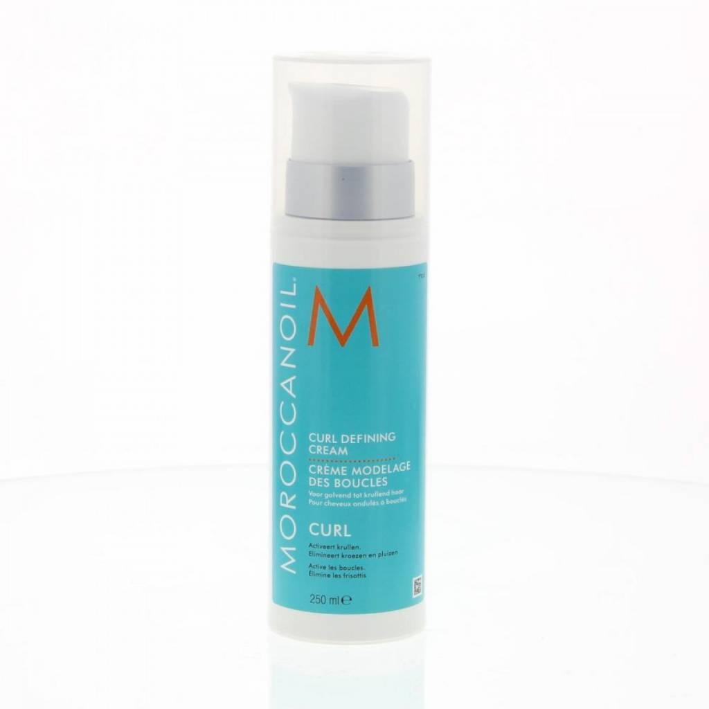 moroccan oil curl cream