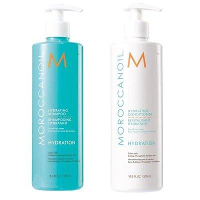 Moroccanoil Feuchtigkeitsspendende Shampoo & Conditioner Duo