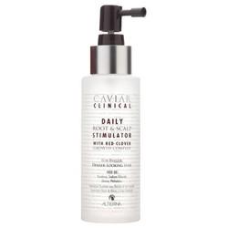 Alterna Caviar clínica diaria de raíz y el cuero cabelludo Estimulador