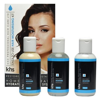 KHS Moisturizing Hair System Kit