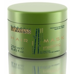 Imperity Organic Midollo Di Bamboo Mask