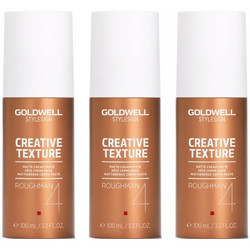 Goldwell Style Sign Texture Roughman 3 Stück