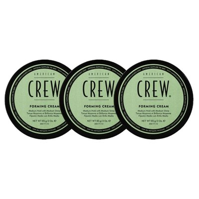 American Crew Formare Crema 3 Pezzi