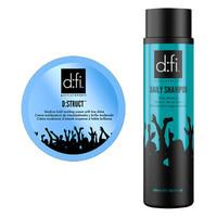 D:FI Shampoo giornaliero + D: Struct