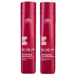 Label.M Eindickung Shampoo & Conditioner