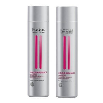 Kadus Colore Radiance Shampoo Duopack