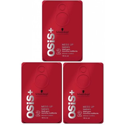 Schwarzkopf Osis Mess Up 3 Pieces