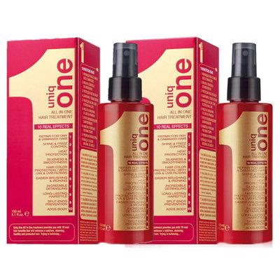 Uniq One Todo en un solo cabello Tratamiento 2 Piezas