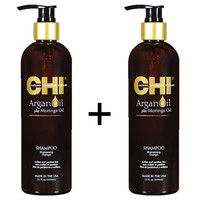 CHI Arganöl Shampoo Duopack
