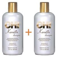 CHI Keratin Shampoo Duopack