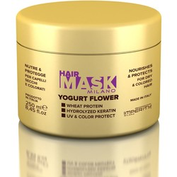 Imperity Milano Yogurt Flower Mask