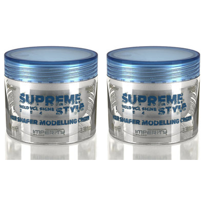 Imperity Supreme Style Hair Shaper Modelling Wax Duopack