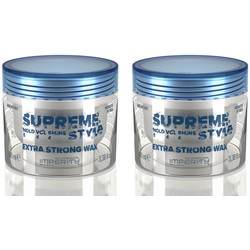 Imperity Style Supreme Extra Strong Wax Duopack