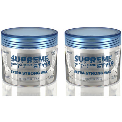 Imperity Supreme Style Extra Strong Wax Duopack
