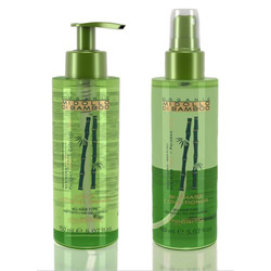 Imperity Organic Midollo Di Bamboo Bi-Phase Conditioner + Serum Crystal Light