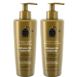 Imperity Gourmet Vie Perfume Cream Shampoo & Conditioner