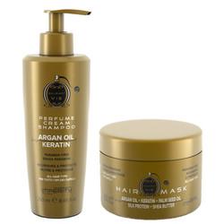 Imperity Gourmet Vie Perfume Cream Shampoo & Hair Mask