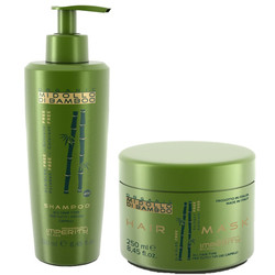 Imperity Organic Mi Dollo Di Bamboo Shampoo & Mask