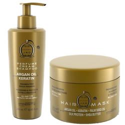 Imperity Shampooing & Masque Capillaire Gourmet Jad Parfum Crème