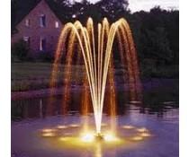 Pond Jet, Drijvende fontein