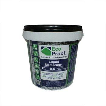 Ecoproof Vloeibaar rubber Liquid Membrane 1, 5, 10 en 20 liter