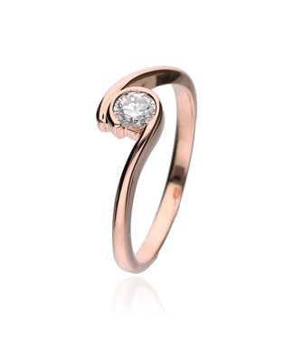 Zazare 18Krt. Rose gold brilliant