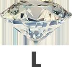 Diamond colour L