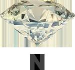 Diamond colour N
