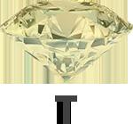 Diamond colour T
