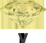 Diamond colour V