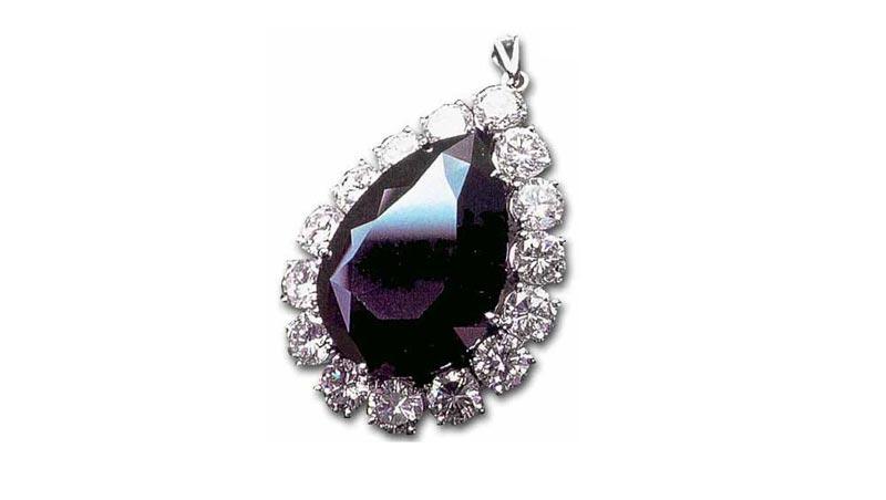 The Amsterdam diamond black