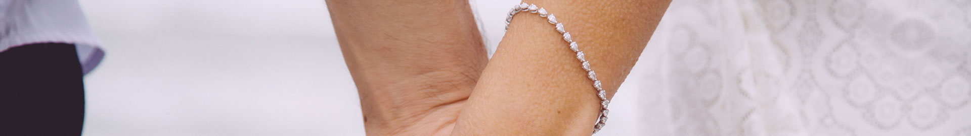 Bracelets with diamonds Zazare Diamonds