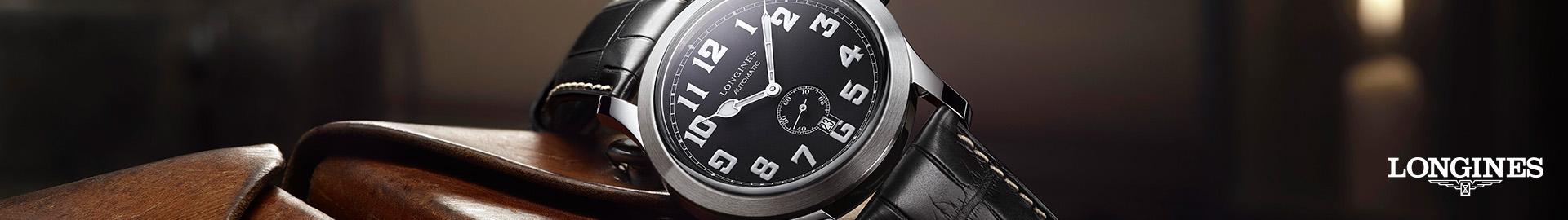 Longines men's watches Zazare Diamonds