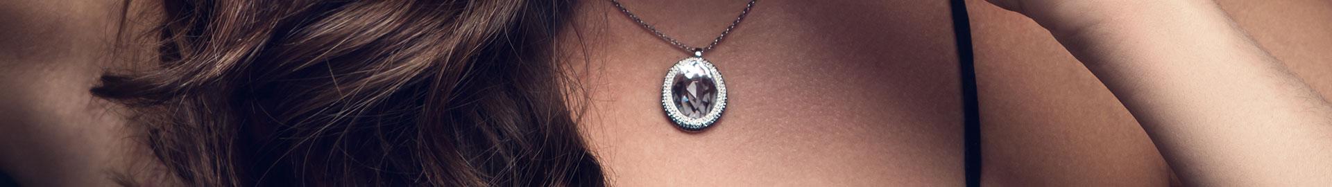 Necklaces & Colliers Zazare Diamonds