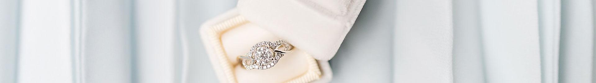 Ringen met diamanten Zazare Diamonds