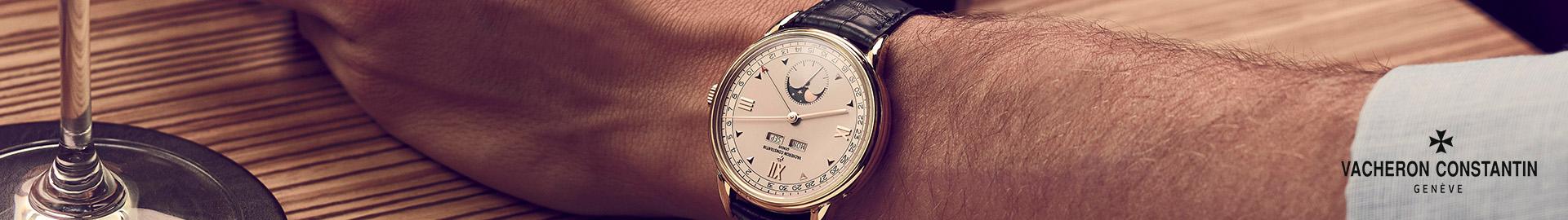 Vacheron Constantin men's watches Zazare Diamonds