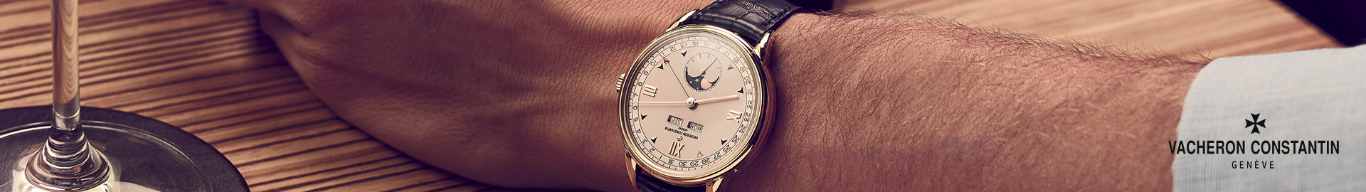 Vacheron Constantin herenhorloges Zazare Diamonds