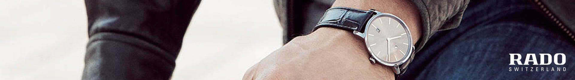 RADO men's watches Zazare Diamonds