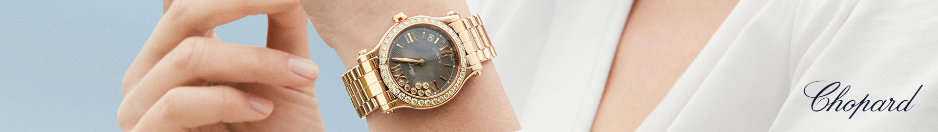 Chopard ladies watches Zazare Diamonds