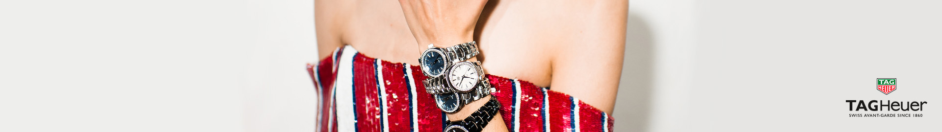 TAG Heuer ladies watches Zazare Diamonds