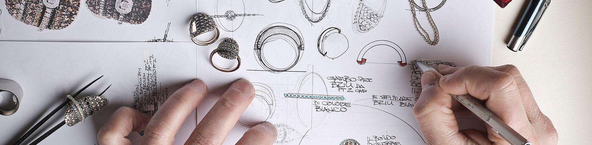 Custom made jewelry | Gold & diamonds | Premium quality Zazare Diamonds