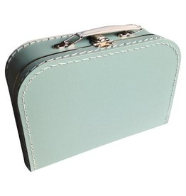Kinderkoffertjes Koffer Mintgroen L