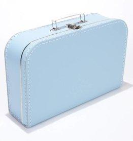 Kinderkoffertjes Koffer Lichtblauw M