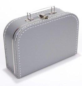 Kinderkoffertjes Koffer Zilver M
