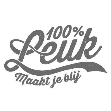 100% Leuk