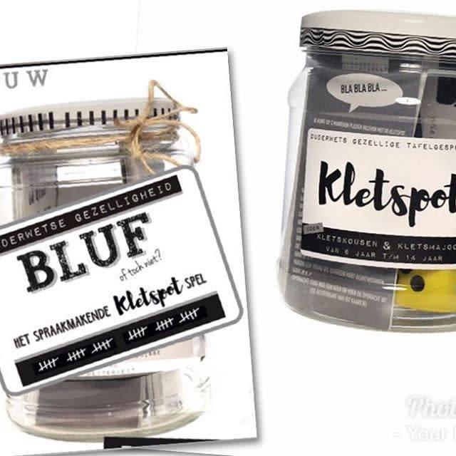 Kletspot Bluf Editie