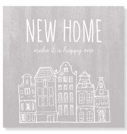 Jots Kaart New Home Make It A Happy One